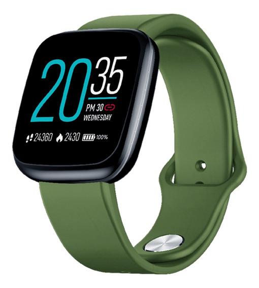 Smart Watch Zeblaze Crystal 3 Sports Ip67-green