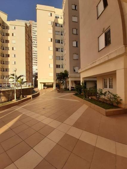 Apartamento Em Chácara Belenzinho, São Paulo/sp De 50m² 2 Quartos Para Locação R$ 1.600,00/mes - Ap548526