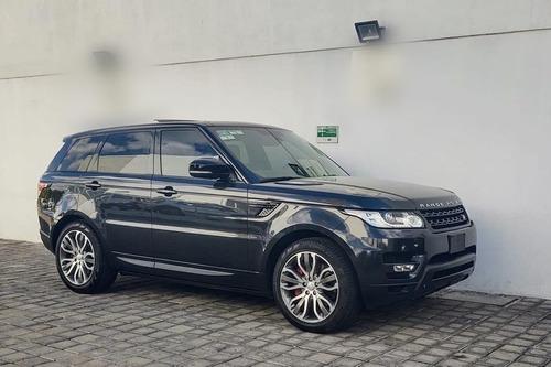 Land Rover Range Rover Sport Supercharged V8