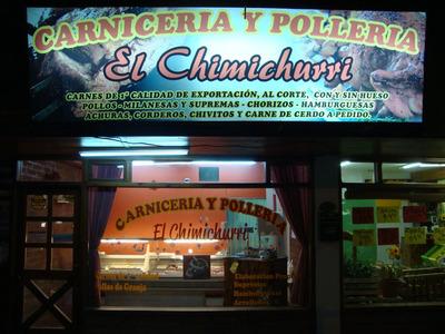 Carnicería, Pollería, 6 Años Antigüedad, Alquiler Bajo