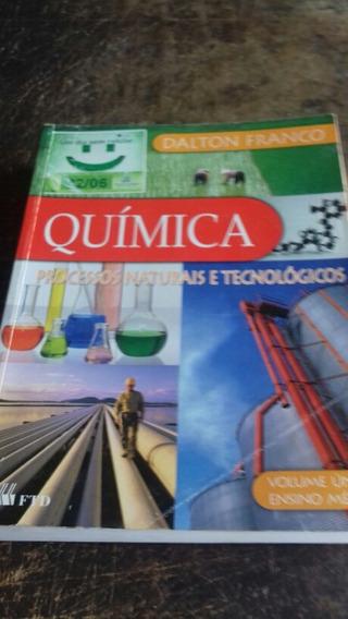 Química Único/ Dalton Franco/ 2010