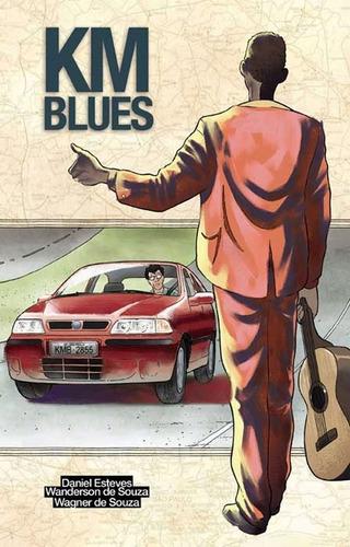 Imagem 1 de 4 de Km Blues Quadrinhos Nacionais Independentes Cartola Samba