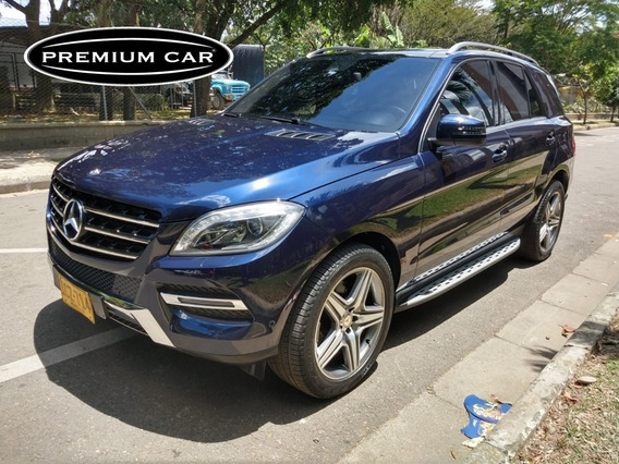 Mercedes Benz Ml350 4 Matic 3.5 Turbo Automática