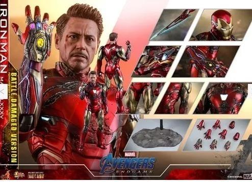 Hot Toys Endgame Iron Man Mark. 85 Battle Damaged Pre-order