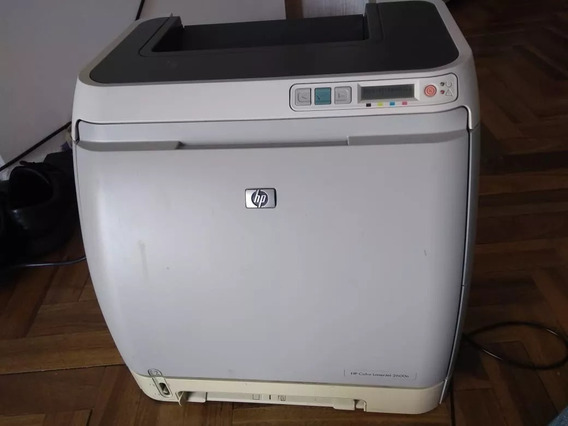 Impresora Hp Color Laserjet 2600n
