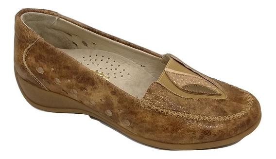Zapato Pies Delicados Cuero