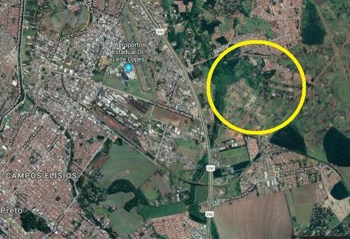 Terreno Para Venda Em Ribeirão Preto Proximo Do Candido Portinari, 140 M2, Parcelado Em Ate 180 X, Cadastro Sujeito A Aprovação, Pronto Para Construir - Te00231 - 33977261