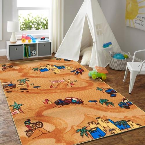 Carpeta Alfombra Infantil Kreatex Dakkar 150x200cm