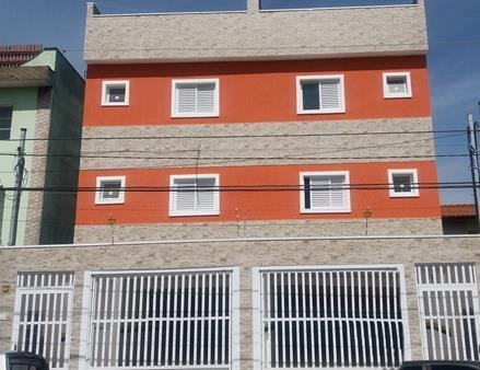 Cobertura Sem Condomínio Com 2 Dormitórios À Venda, 50 M² Por R$ 295.000 - Jardim Santo Alberto - Santo André/sp - Co0111