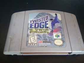 Twisted Edge Nintendo 64