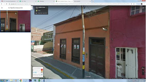 Remato Propiedad Saneada Ubicacion Centrica En Tacna