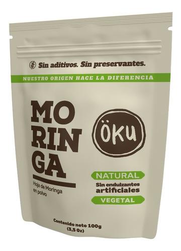 Moringa En Polvo Natural - G A $150
