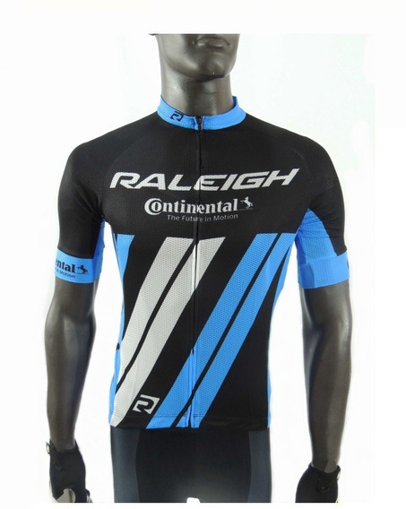 Remera / Jersey M /corta Ciclismo Raleigh Oficial