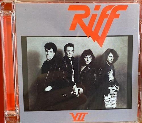Vii - Riff (cd)