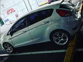 Ford Fiesta Kinetic Design 1.6 120cv Titanium