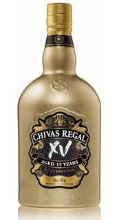 Chivas Gold Xv Años X 750 Cc