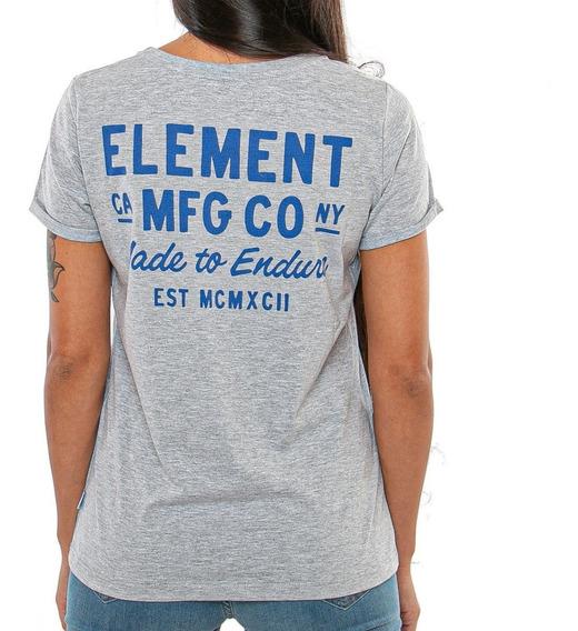 Remera Element Olsen Mujer