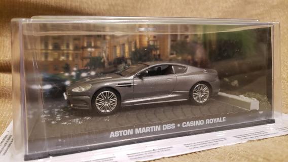 Colección James Bond - N°2 -aston Martin Dbs - Casino Royale