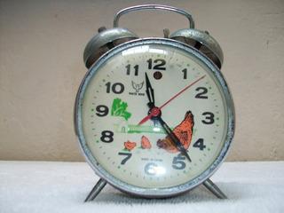 Reloj De La Gallina En Buen Estado 100% Funcional