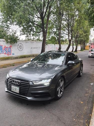 Imagen 1 de 12 de Audi A7 2017 3.0 T S Line 333hp Dsg