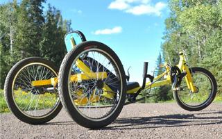 Projeto Bike Flash Triciclo