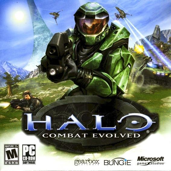 Halo Combat Evolved Digital Pc Envio Por Email