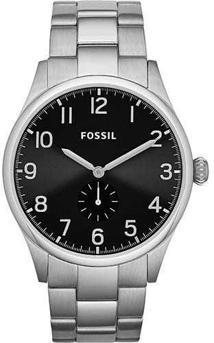 Relógio Fossil Masculino Classic Fs4852/1pn