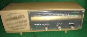 Rádio De Cabeceira Osaka 4 Faixas