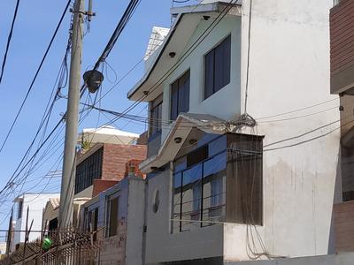 Remata Departamento San Miguel 70m Con Inquilino Precario