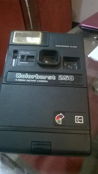 Câmera Fotográfica Instantânea Colorburst 250 Kodak