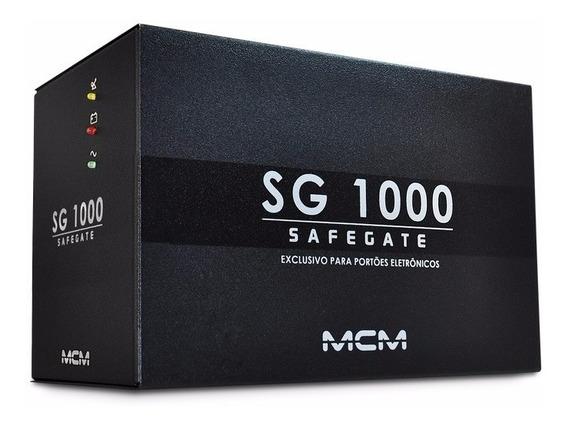 Nobreak Para Portões - Mcm Sg1000 Safegate Power