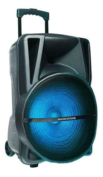 Caixa De Som Taurusbox 300w Maxxi Sound - Bivolt