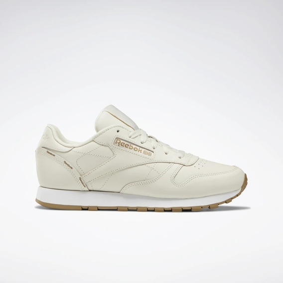 Tênis Reebok Classic Leather Vintage Clean - Novo Original!!