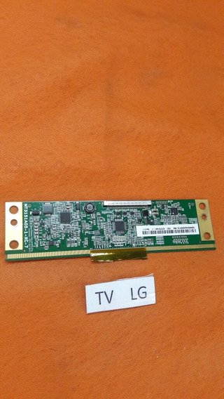 Plaquinha Vecon Da Tela Tv Lg 28ln500b-ps Mt3151a05-1-xc-7