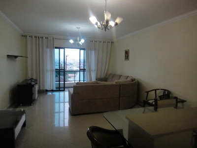 Apartamento Com 3 Dormitórios À Venda, 144 M² Por R$ 750.000 - Vila Galvão - Guarulhos/sp - Ap5308