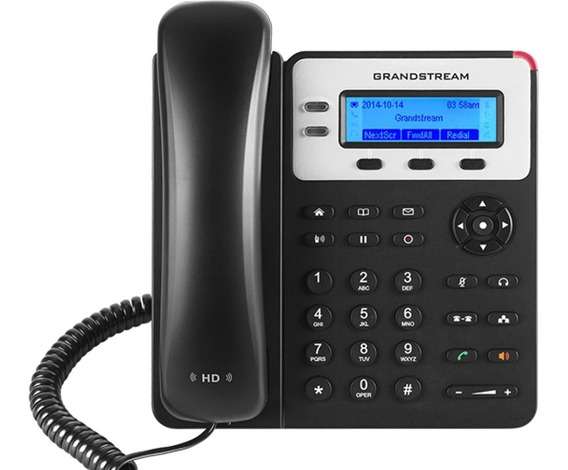 Telefone Ip Sip 2 Linhas Poe Grandstream Gxp1625 Original Lacrado C/ Garantia