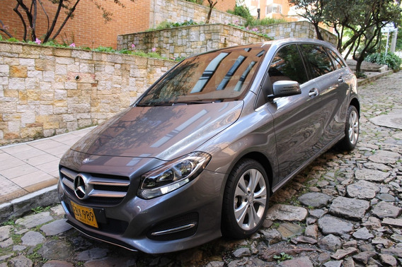 Mercedes Benz B180 Hatch Back 1,6t Perfecto Estado 14.000km