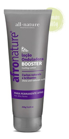 Loção Onduladora Afro Nature Permanente Afro All Nature 250g
