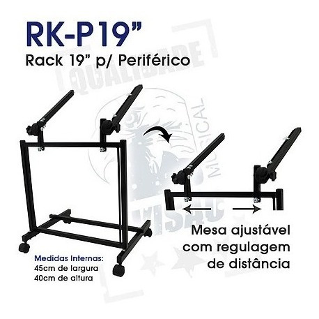 Rack Para Periféricos Rk-p 19