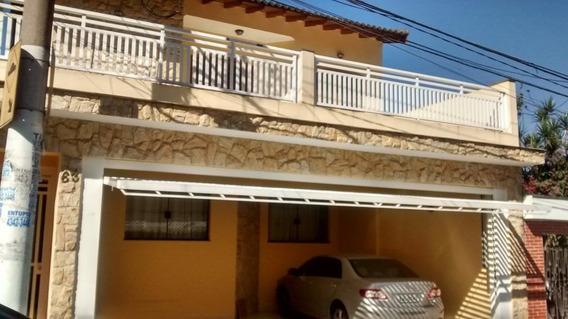 Sobrado Residencial À Venda, Jardim Maria Cecília, São Bernardo Do Campo. - So0361
