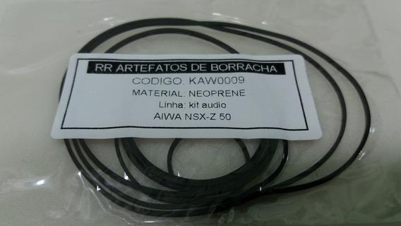 Kit Correias Som Aiwa Nsx Z50 3cds