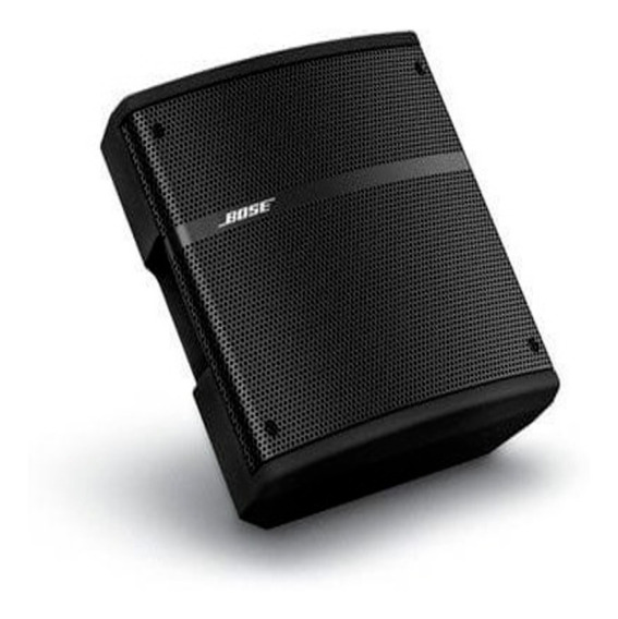Caixa Monitor Panaray 310m Array Bose Black