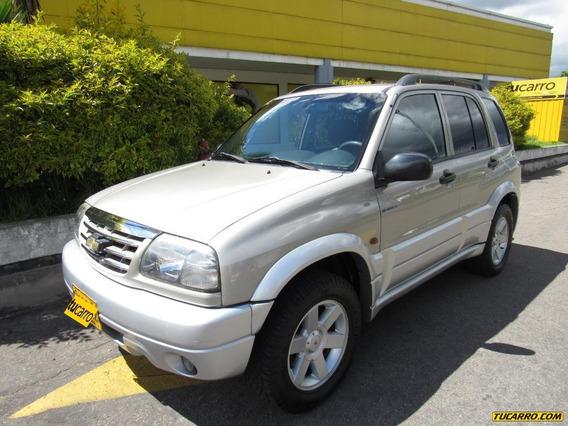 Chevrolet Grand Vitara 2.5 Automático 4x4