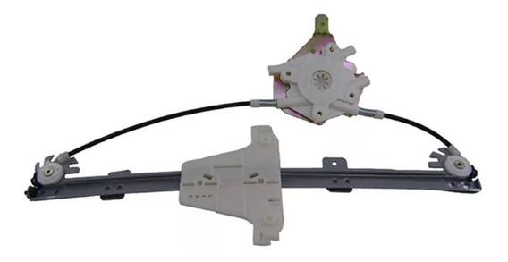 Maquina De Vidro Dianteira Vw Fox 03/ 4 Portas Eletrica Esqu