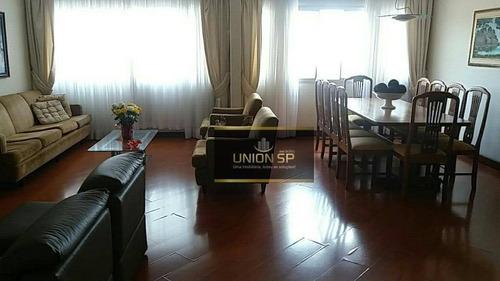Imagem 1 de 21 de Apartamento À Venda, 160 M² - Lapa - São Paulo/sp - Ap44553