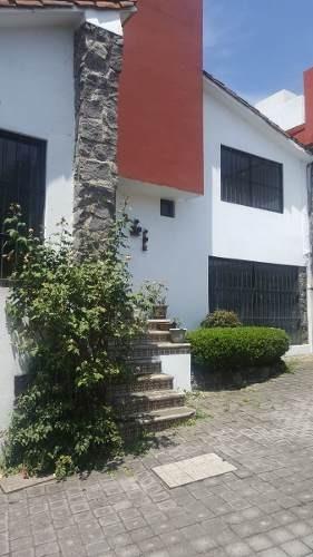 Linda Y Práctica Casa En Condominio, Cuajimalpa
