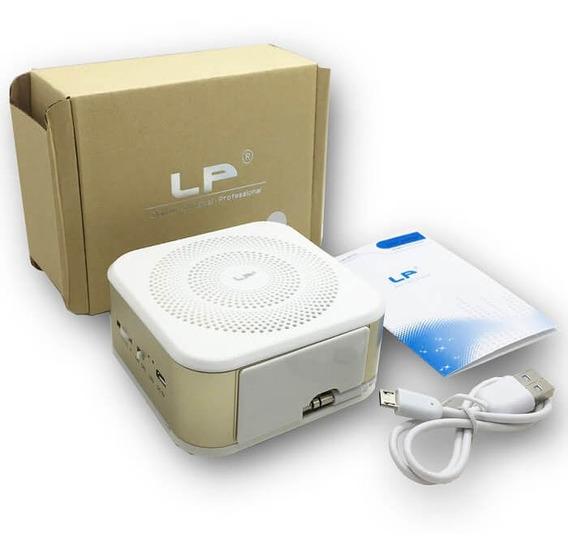 Dock Station Lp-q8 Caixa De Som iPad Pc Celular Frete Grátis