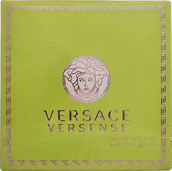 Perfume Versace Versence Edt Feminino 100ml Selo Adipec