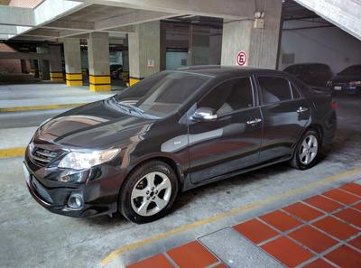 Toyota Corolla Gli 2011 Con Sistema Dual Gasolina/gas (gnv)