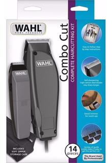 Maquina Cortar Cabello Whal 14 Accesorios Incluidos 79450